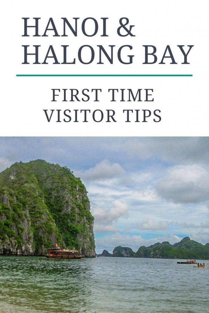 Hanoi is a fast, loud city with lots of attractions. First time visitor tips for Hanoi & Halong Bay will get you there, and keep you alive.