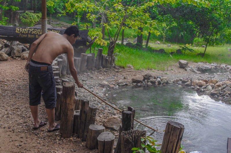 Hot Springs | Pai, Thailand