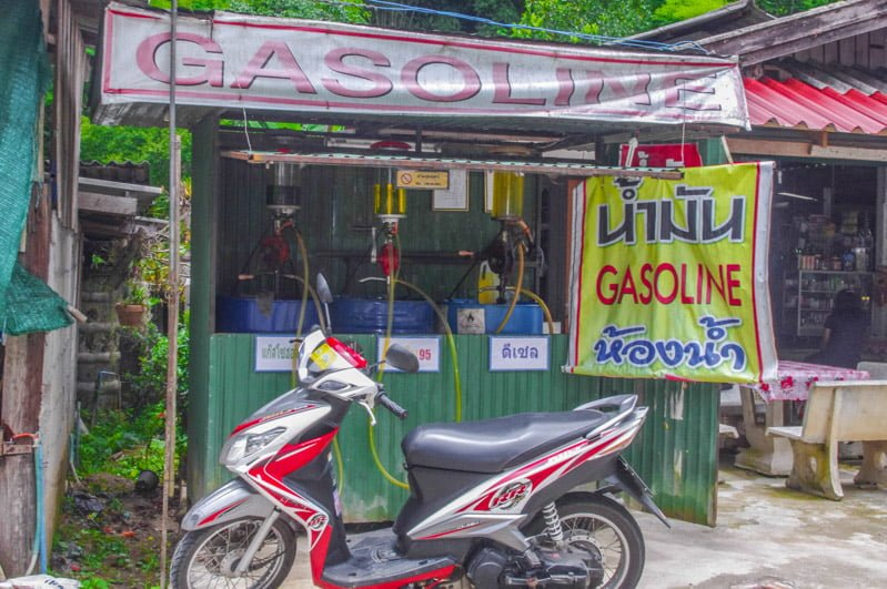 Scooter Hire | Pai, Thailand