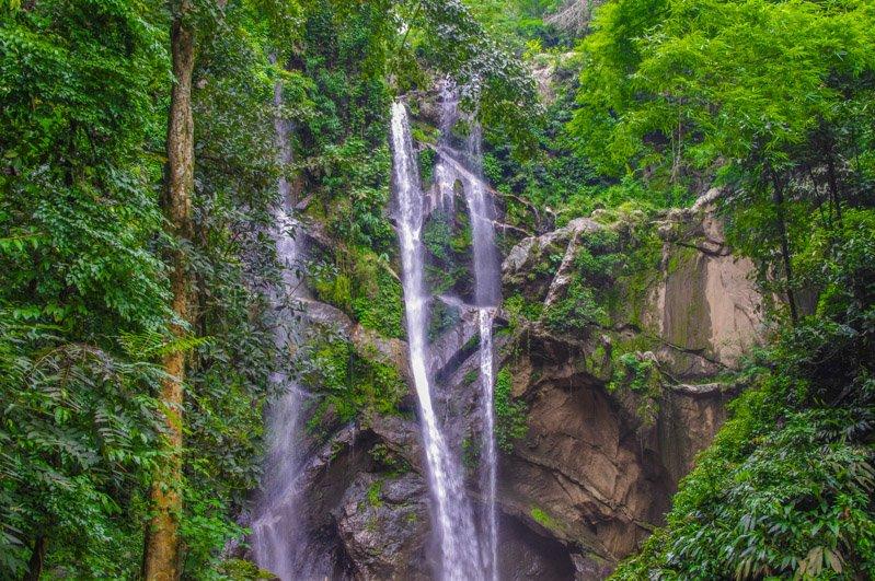 Waterfalls Pai, Thailand