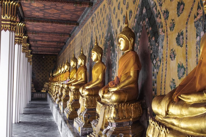 Temple of Reclining Buddha | Things to do in Bangkok, Thailand
