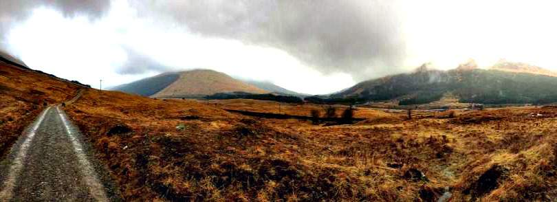 Inverarnan to Bridge of Orchy West Highland Way