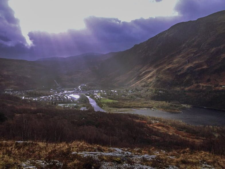 Kinlochleven West Highland Way accommodation