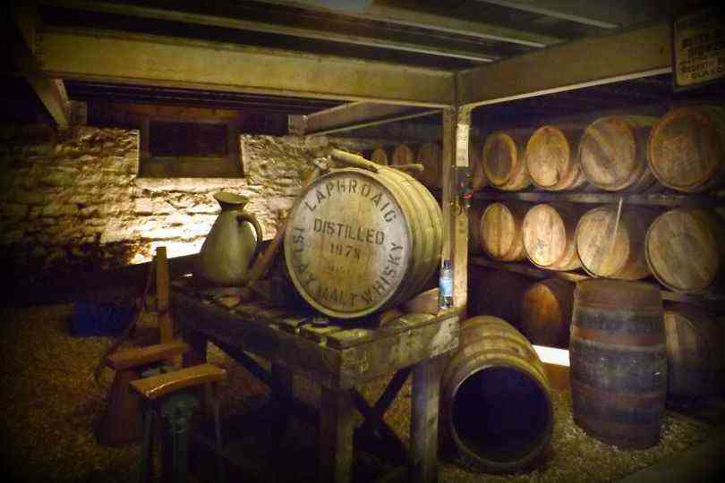 Laphroig Whisky | Whisky tours of Islay