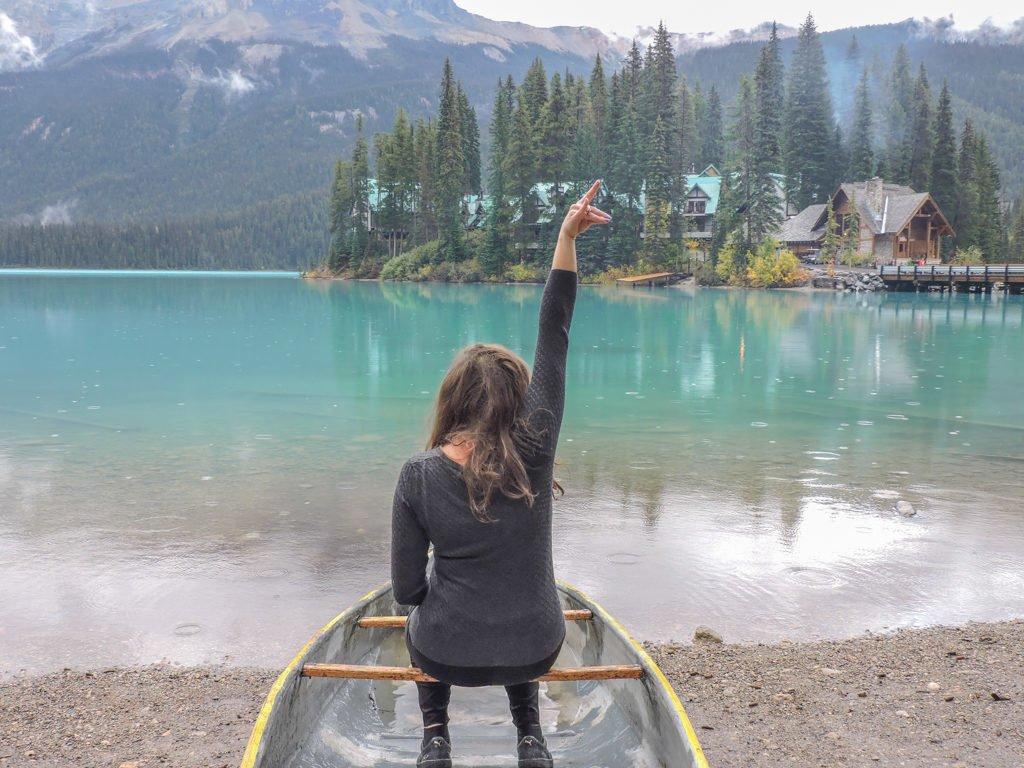 Emerald Lake Canada I Two Scots Abroad