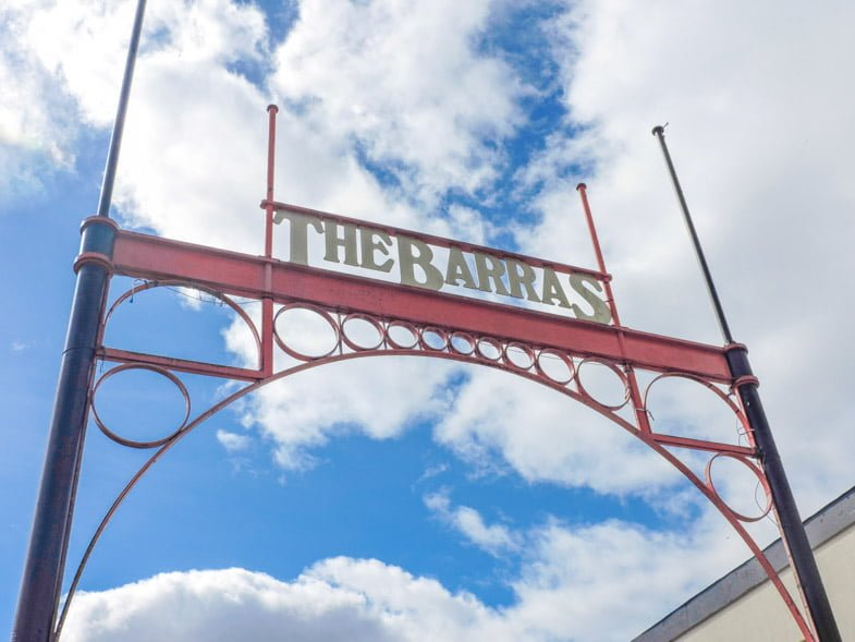 The Barras Glasgow