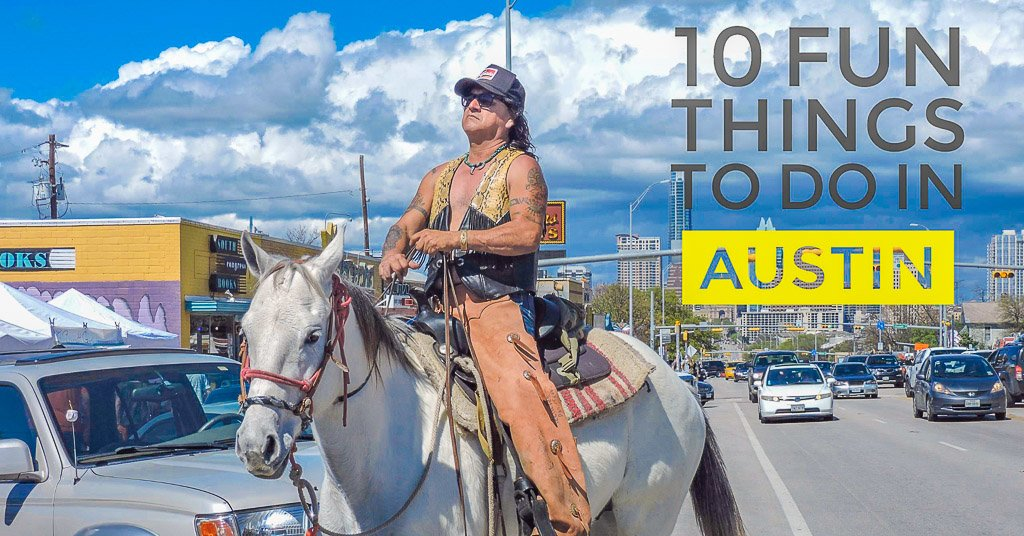 10 fun things to do in Austin Texas