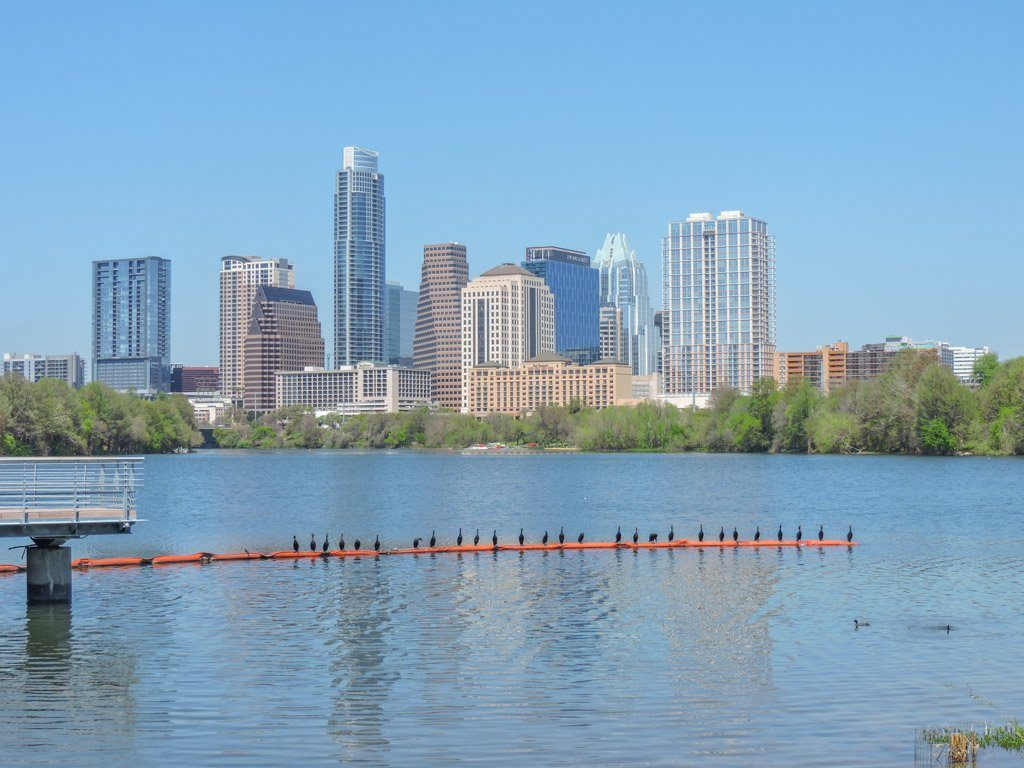 Lady Bird Lake Austin Texas attractions