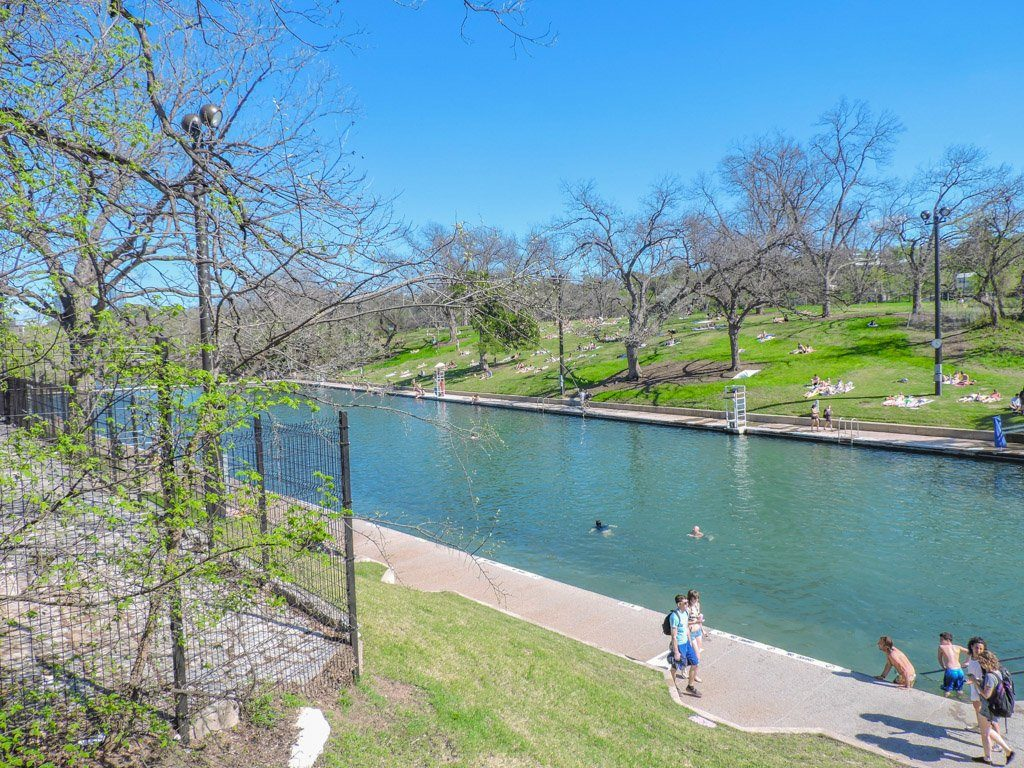 Barton Springs Austin | Ten Cool Things to do in Awesome Austin