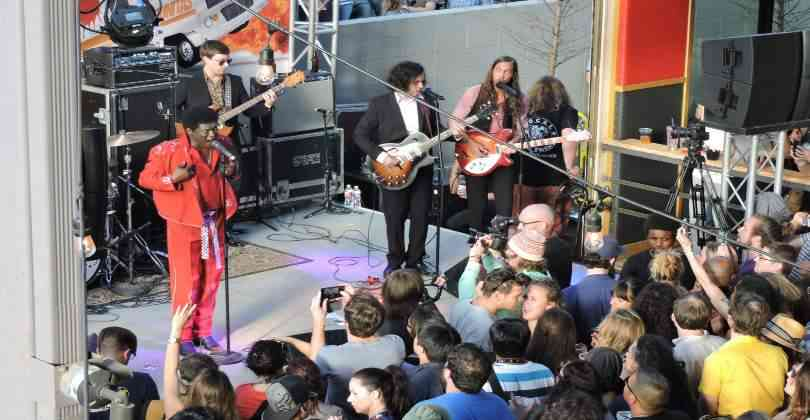 Day One at SXSW 2015