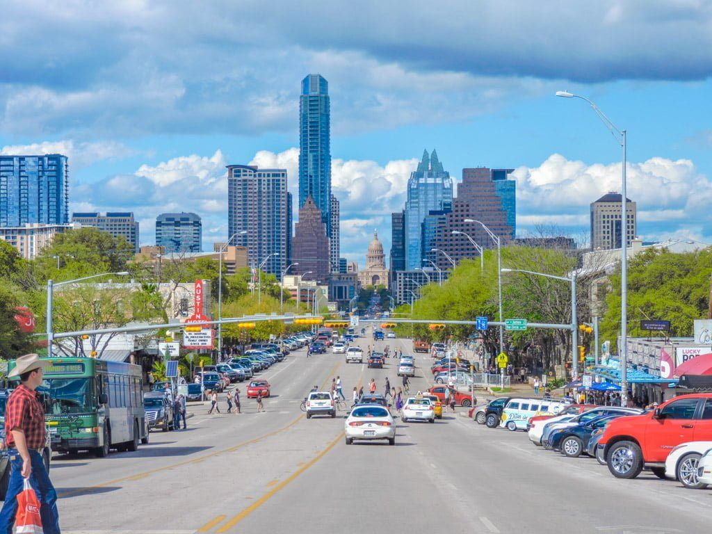 South Congress | Ten Cool Things to do in Awesome Austin