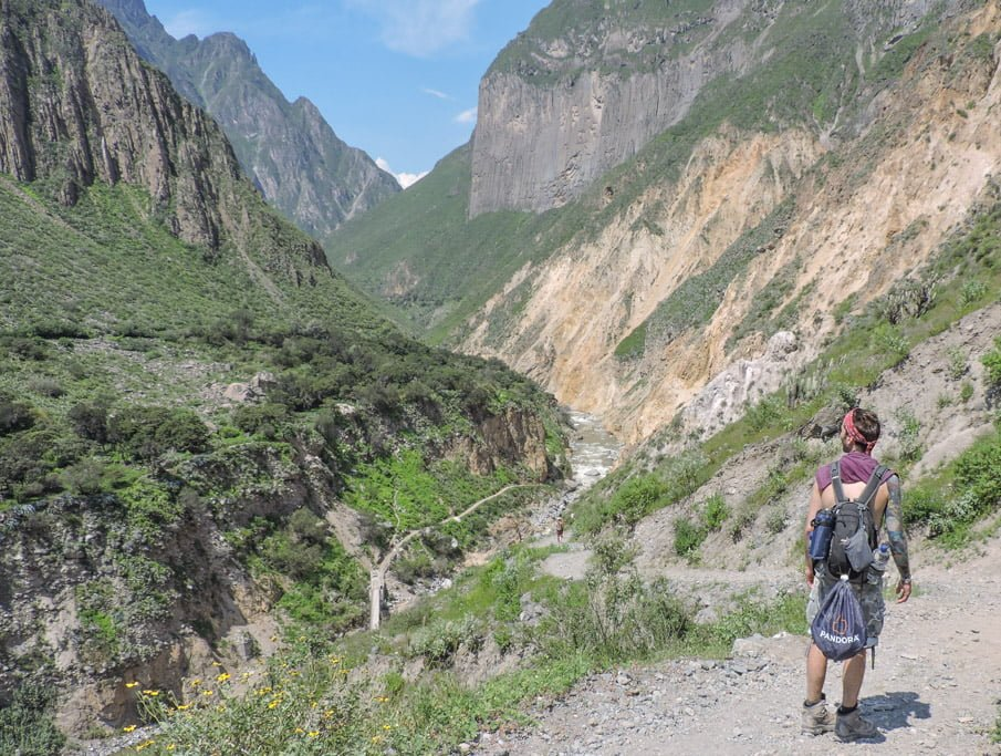 Colca Canyon trek packing list