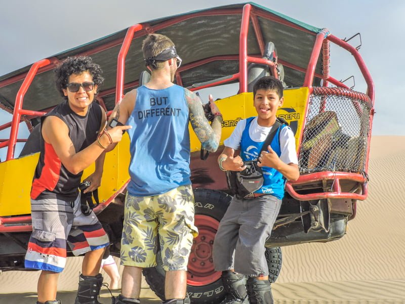 Dune Buggy | Sandboardng Peru