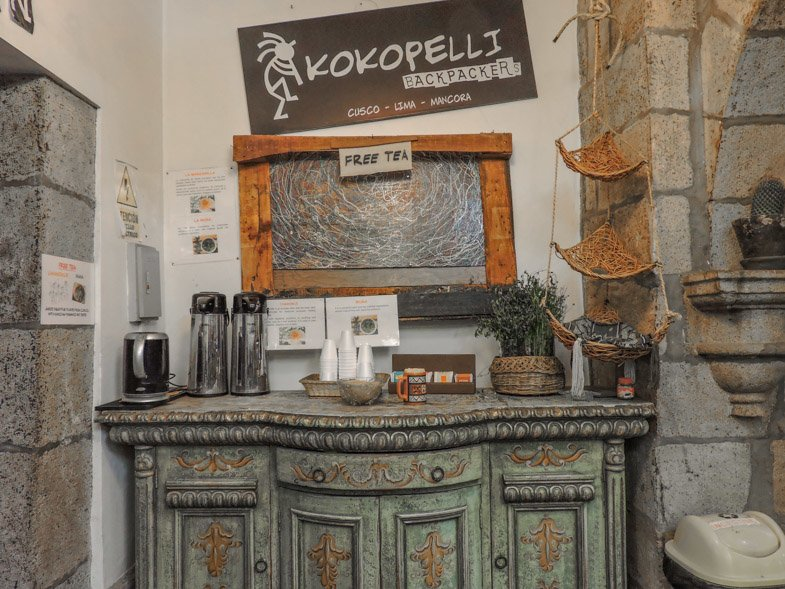 Kokopelli - Where to stay in Cusco