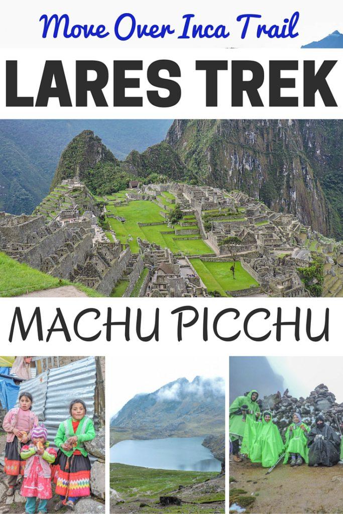 Lares Trek to Machu Picchu, Peru