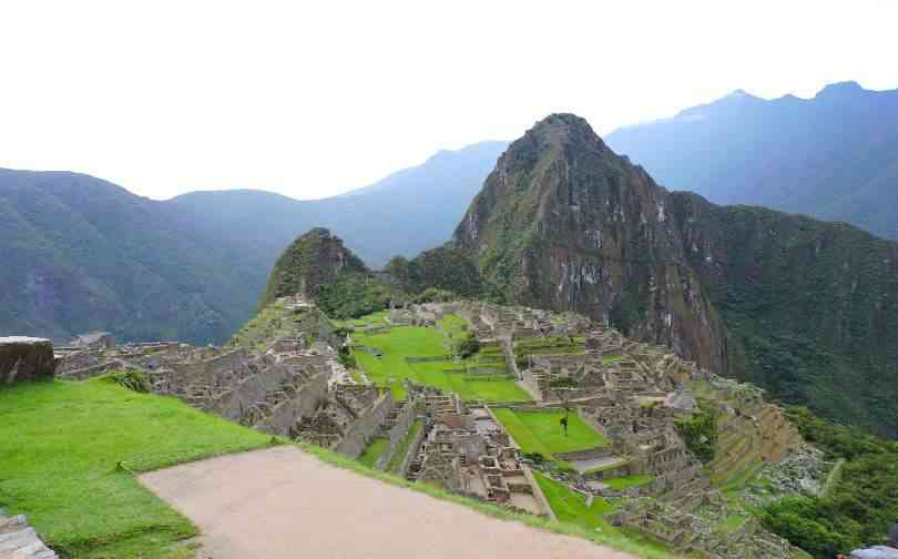 The Lares Trek to Machu Picchu