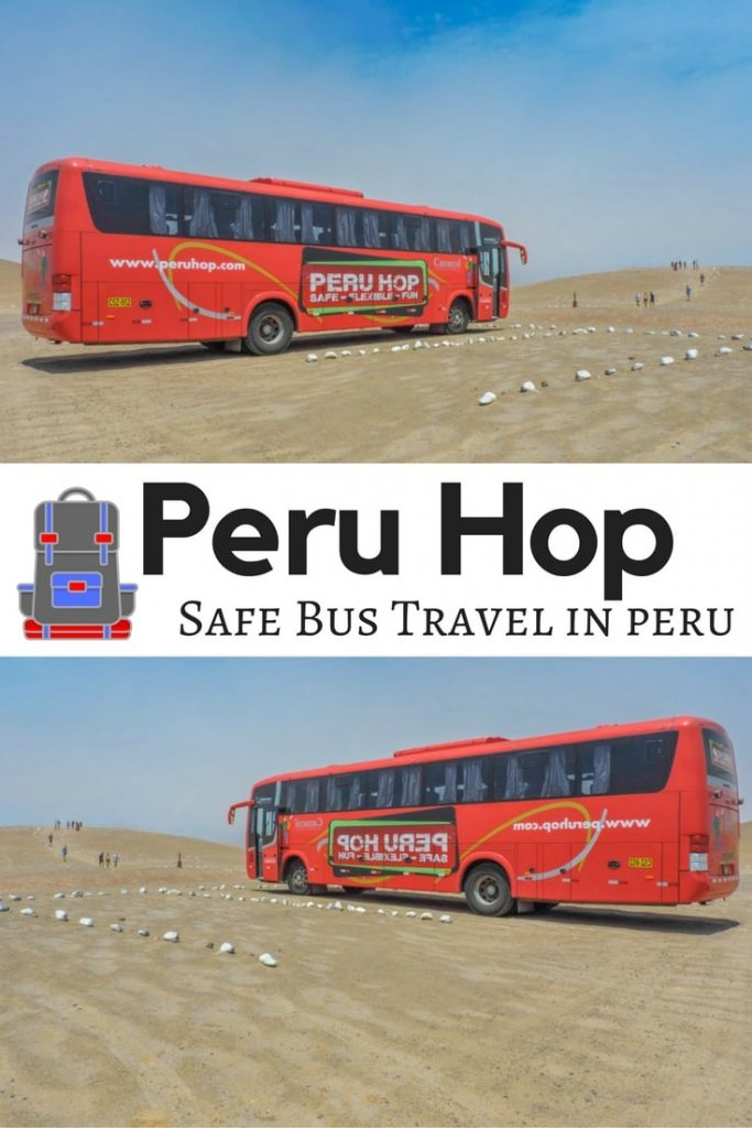Peru Hop On Hop Off Bus
