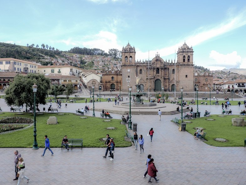 Plaza del Armas Things to do in Cusco, Peru