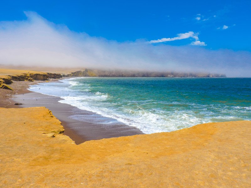 Why you should not bypass Paracas, Peru