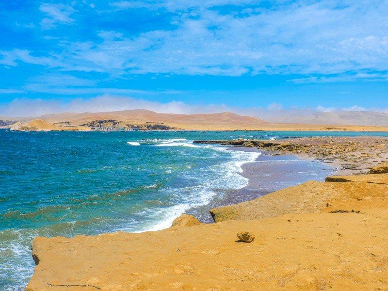 Red Beach Peru