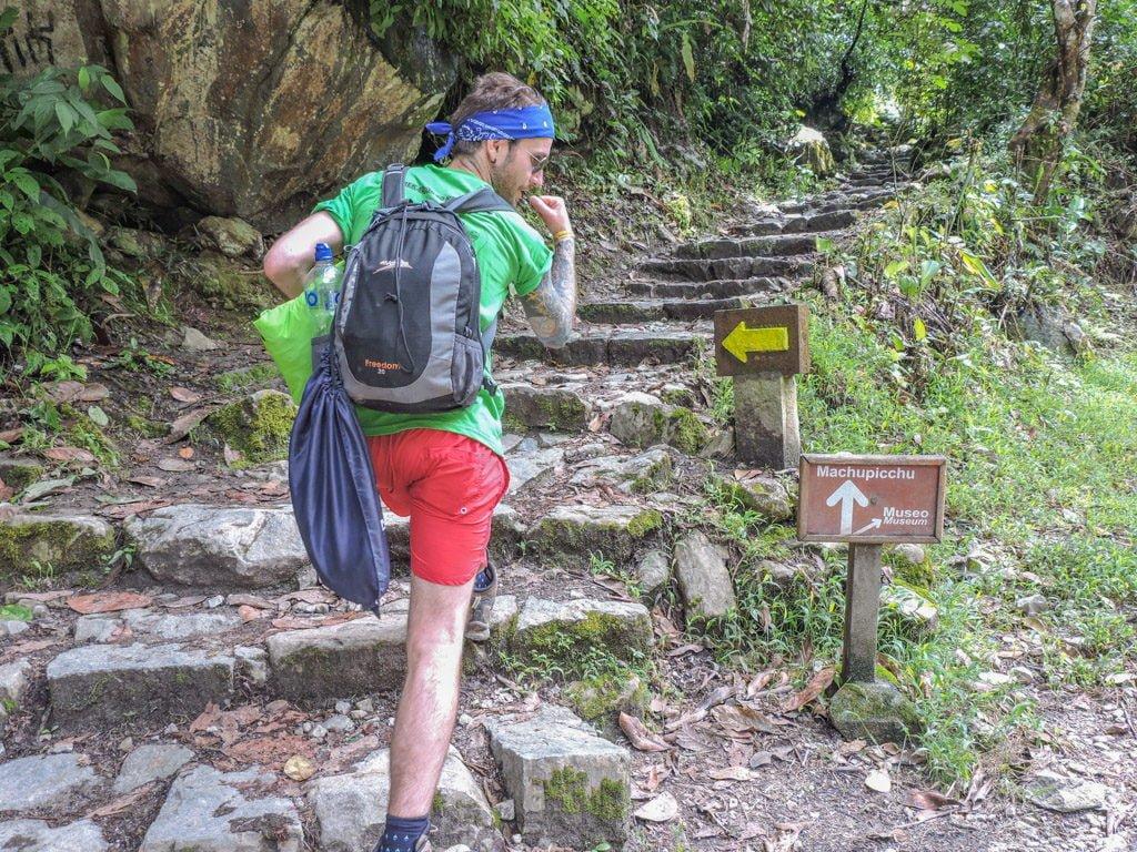 The Lares Trek to Machu Picchu Peru Walking to Machu Picchu
