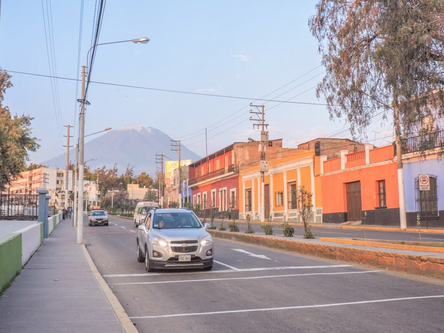 Things to do in Arequipa Peru