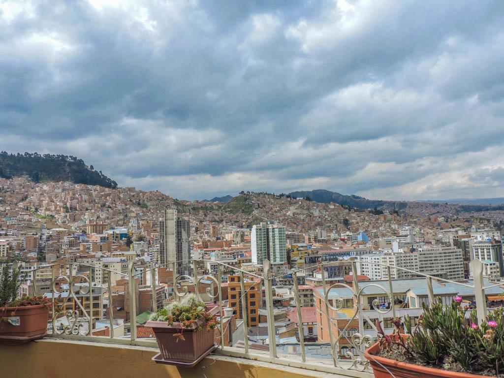 Best hostels in La Paz Bolivia