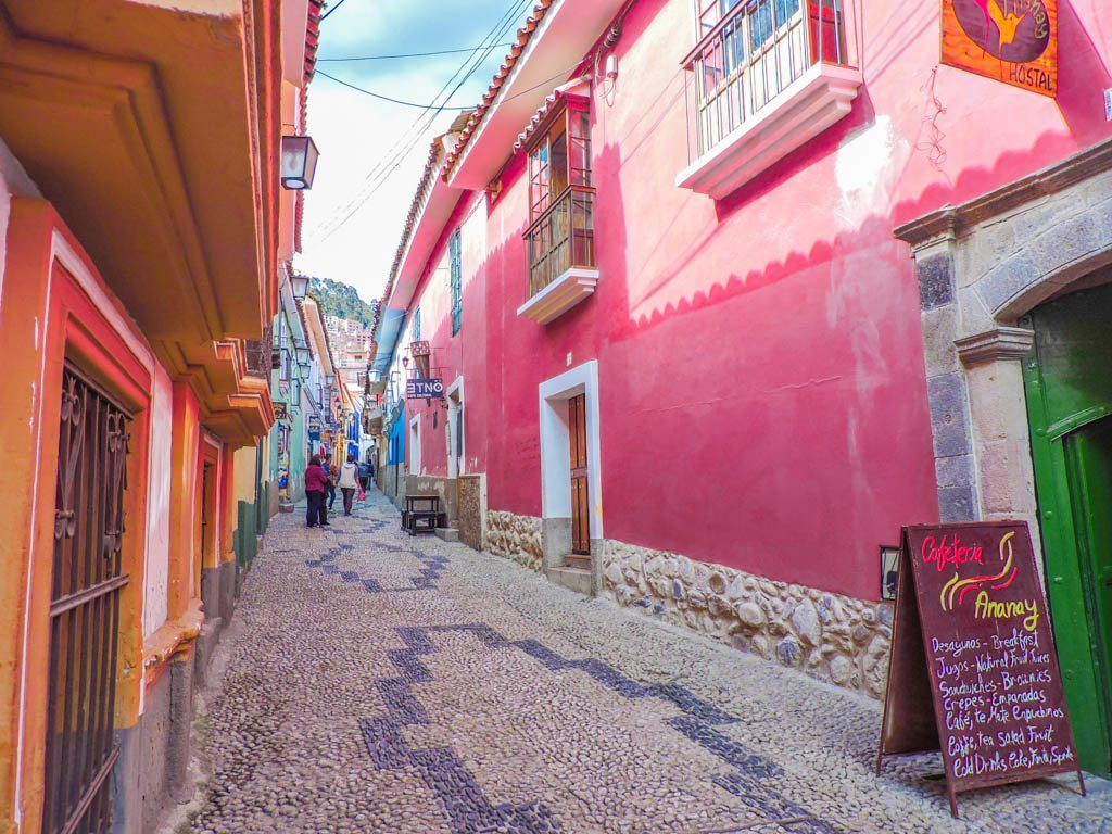 Calle Jaen in La Paz I 10 Things to do in La Paz