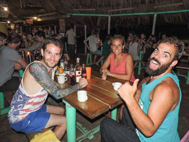 Party | Costeno Beach Surf Camp Ecolodge, Colombia