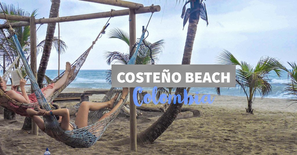 Costeno Beach Colombia