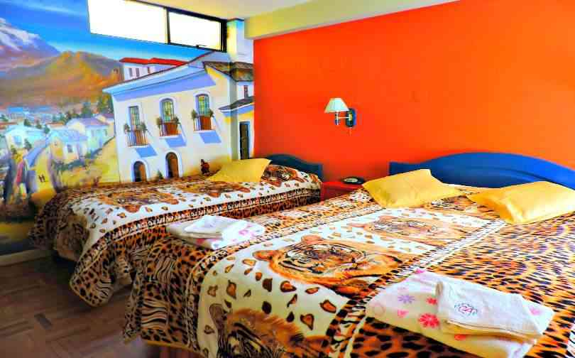 Hostels in La Paz