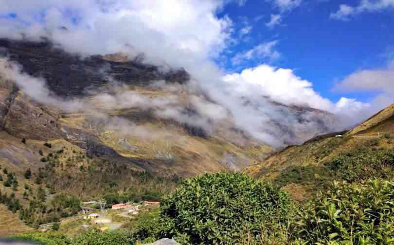 Death Road, Bolivia North Yungas Road Views