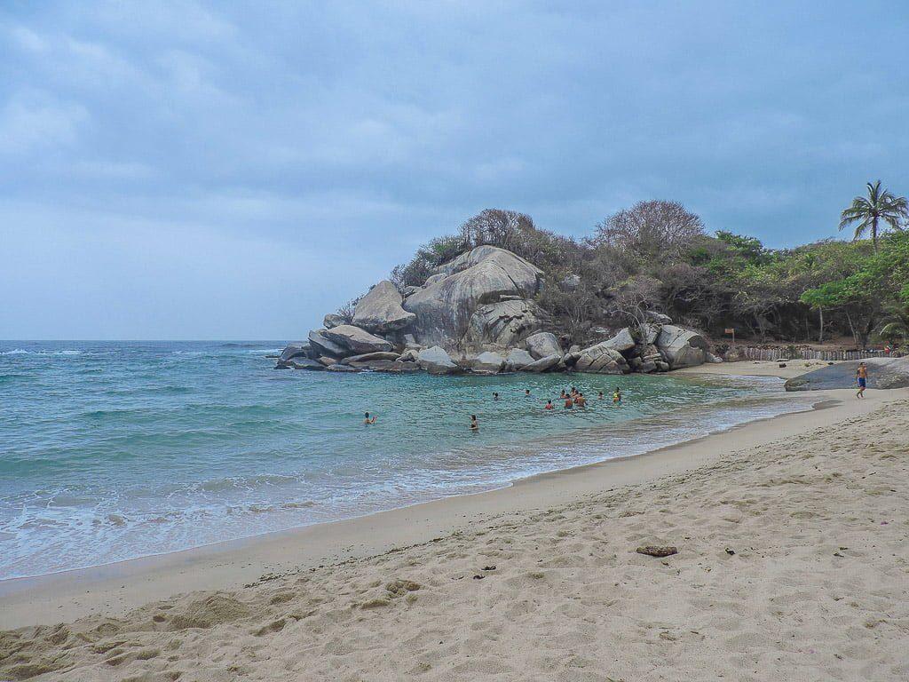 El Cabo San Juan I Tayrona National Park I Colombia