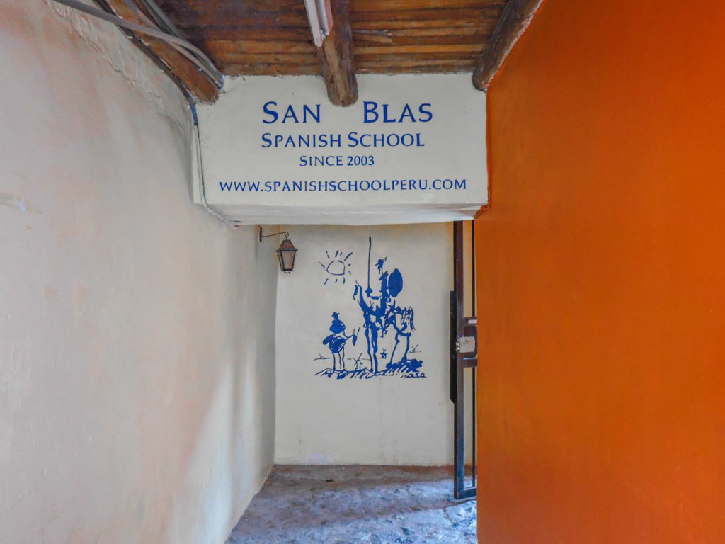 Learn Spanish at San Blas Spanish School I Peru Cusco