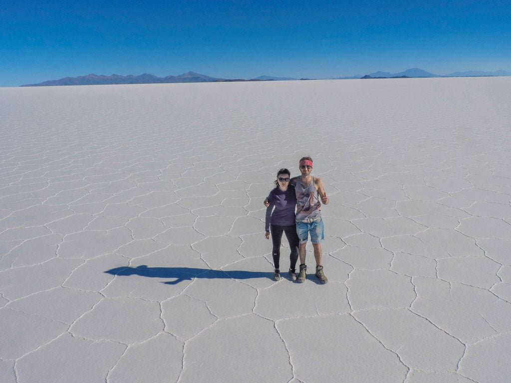 Salar de Uyuni, Salt Flats Bolivia_