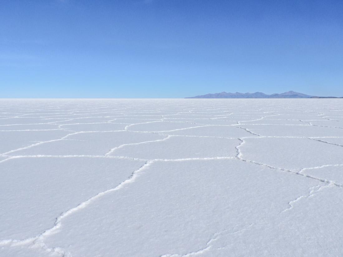 Salt Flats in Bolivia_