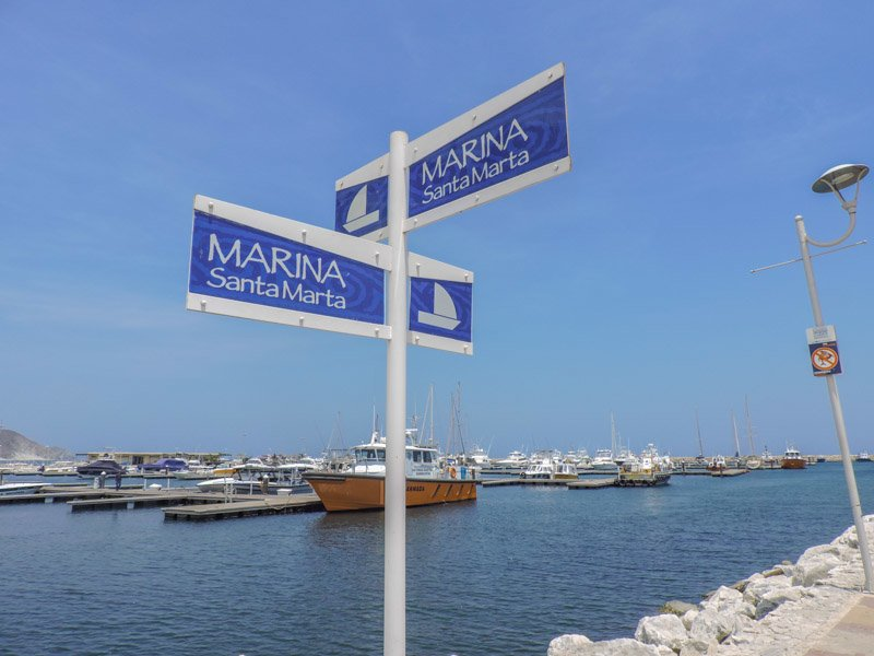 Santa Marta Marina