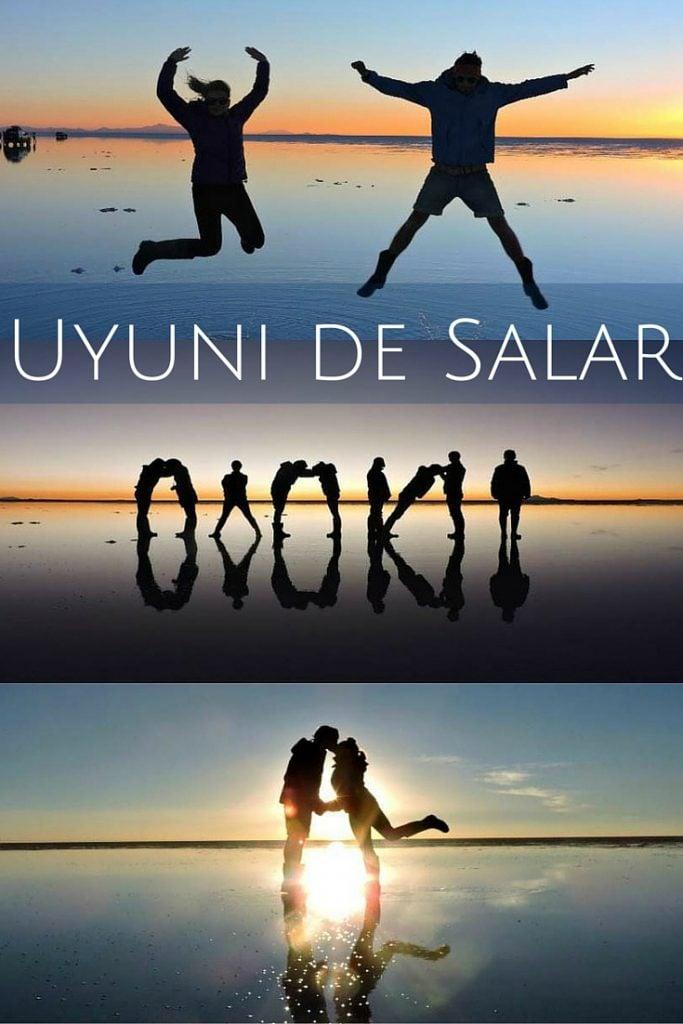 Uyuni de Salar, Bolivia's Salt Flats