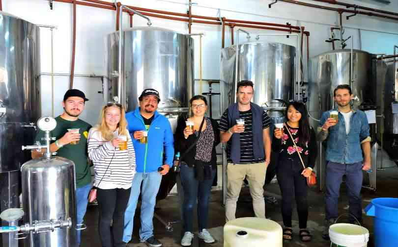 The Adventure Brew Microbrewery Tour