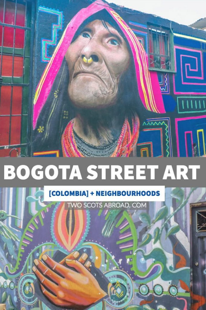 Bogotal Street Art - Colombia