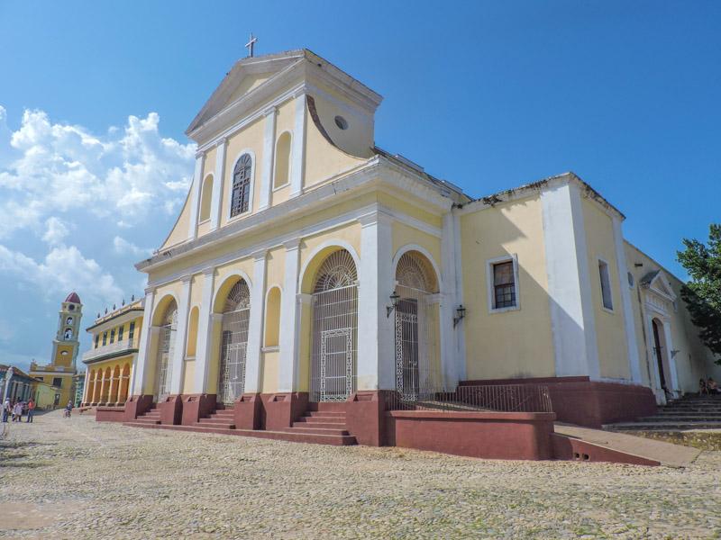 Church of the Holy Trinity Iglesia Parroquial de la Santísima Trinidad Bell Tower