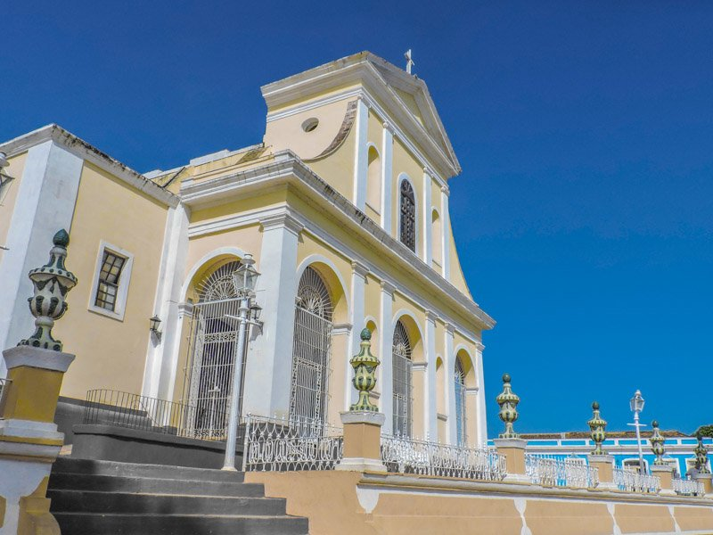 Church of the Holy Trinity | Trinidad, Cuba