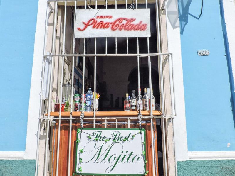 Cocktails Trinidad Cuba