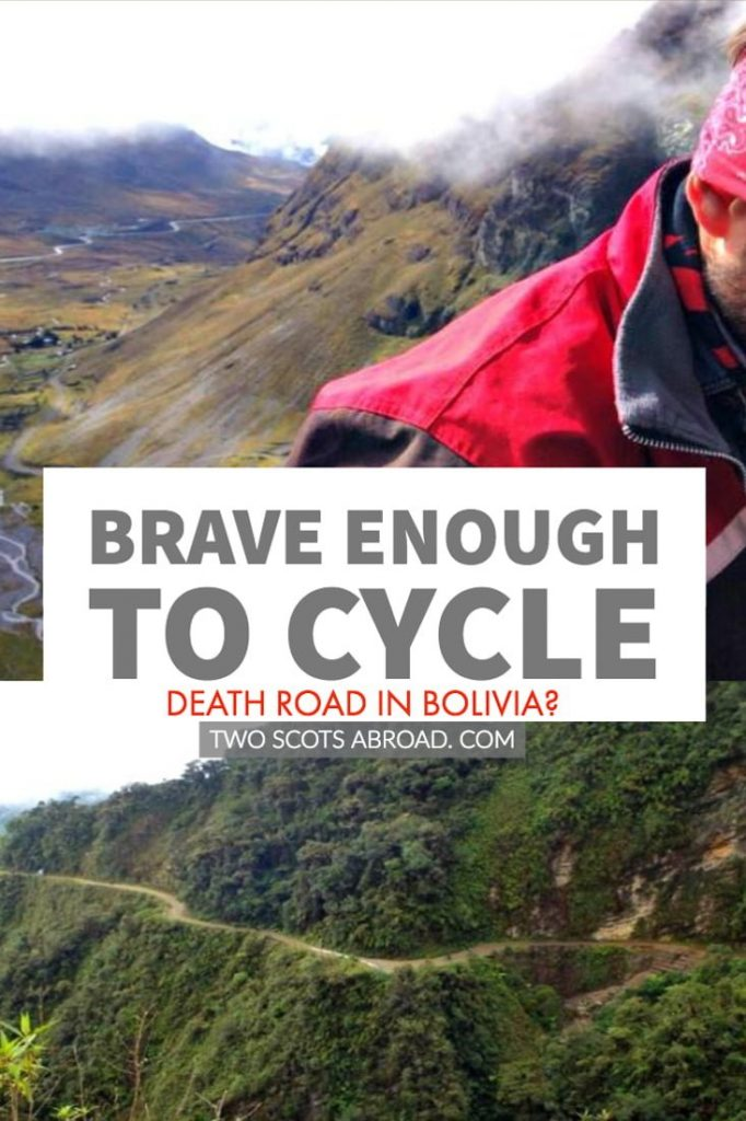 Cycling Death Road - things to do in Bolivia | Adventure travel