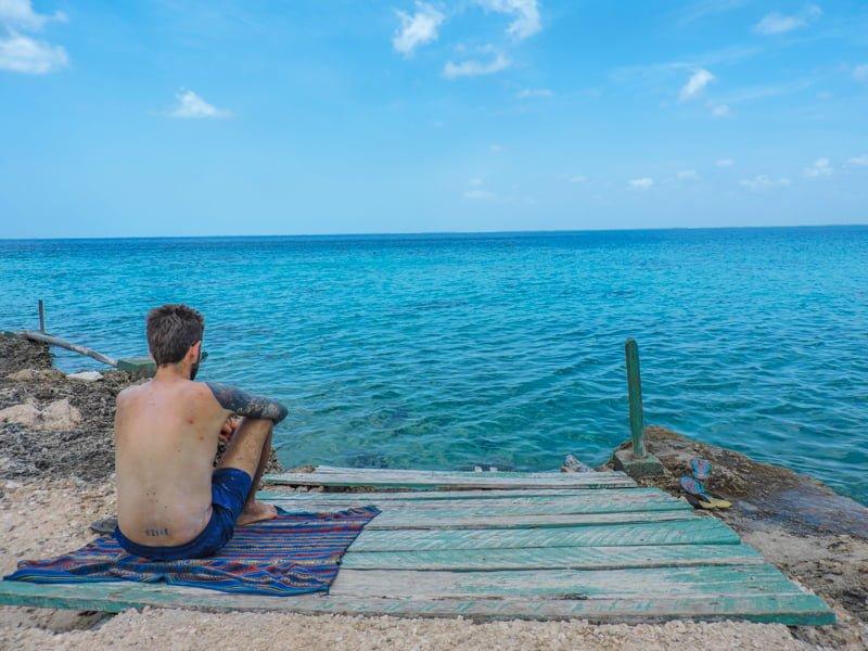 Diving in Cuba Caribbean Sea
