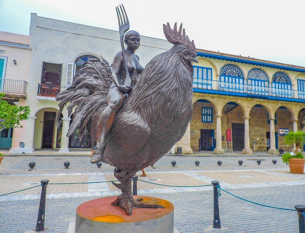 Roberto Fabelo | Havana Travel Guide