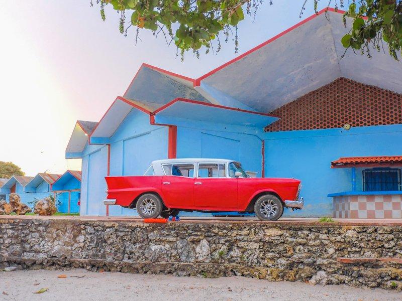 Scuba Diving in Cuba Playa Larga