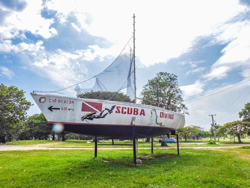 Scuba Diving in Cuba | Playa Larga