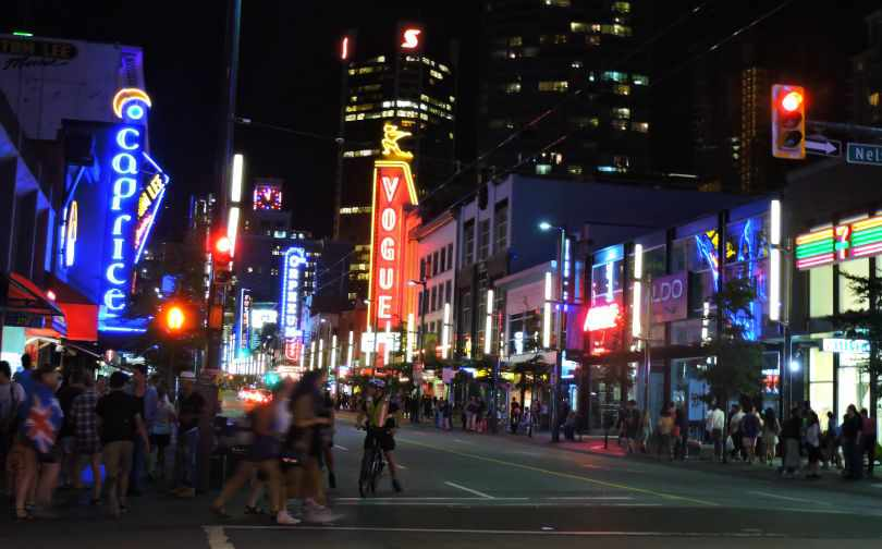 Granville Street Vancouver Tips