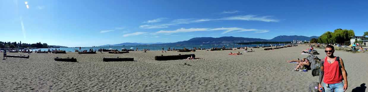 Kitsilano Beach Vancouver Tips